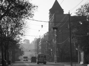 Broadview Avenue Early Morning