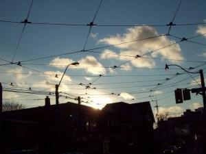 Sky Of Tracks