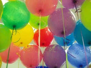 Bright Balloons!
