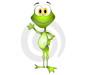 The Original I tried to copy!  green-cartoon-frog-waving-thumb3131641
