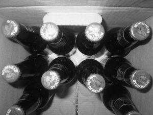 Moosehead Beer Symmetrical