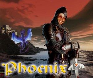 Phoenix Knight - by Kelly Krogman