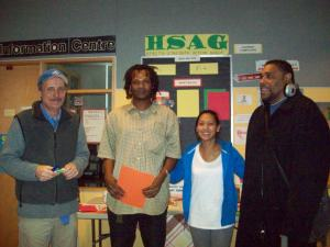 HSAG Group and Bulletin Board