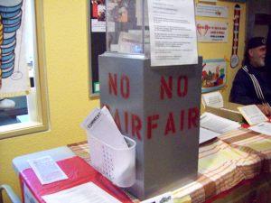 TTC No Fair Box