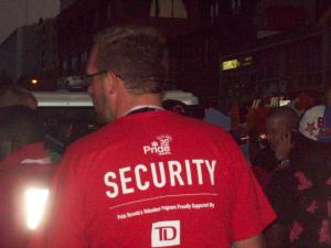 Pride Security