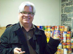Fred Hahn Choosing Food!