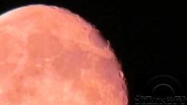 Orange Blood Moon July 5 2012 3