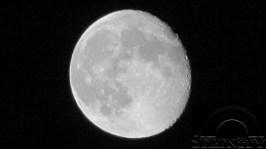 Orange Blood Moon July 5 2012 4
